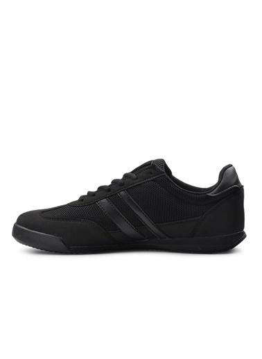 Walkway Santos Siyah-Siyah Erkek Spor Ayakkabı Siyah